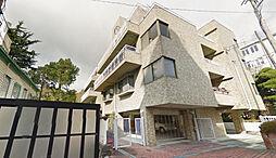 兵庫県神戸市中央区北野町2丁目の賃貸マンションの外観