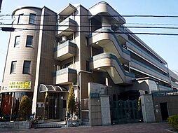 兵庫県川西市小戸3丁目の賃貸マンションの外観
