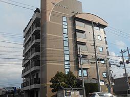大阪府堺市西区下田町の賃貸マンションの外観