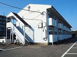 富山県富山市中島1丁目の賃貸アパートの外観