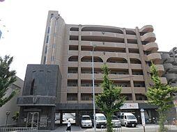 パークハイツアイリス5号館[3階]の外観