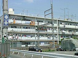 富士マンションA棟[3階]の外観