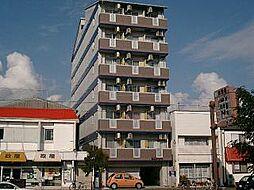 高知県高知市上町4丁目の賃貸マンションの外観
