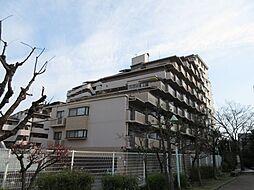 大阪府堺市東区日置荘西町3丁の賃貸マンションの外観