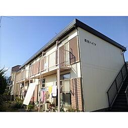 香川ハイツ[201号室]の外観