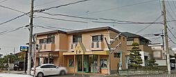 大阪府富田林市藤沢台5丁目の賃貸アパートの外観