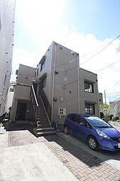 広島県広島市南区段原南1丁目の賃貸アパートの外観