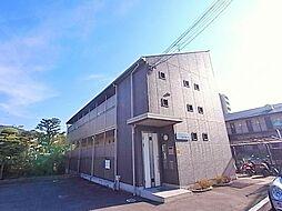 ラルゴ忍ケ丘[1階]の外観