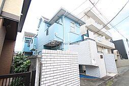 神奈川県大和市中央林間1丁目の賃貸アパートの外観