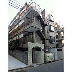 京町コーポラス第1[2階]の外観