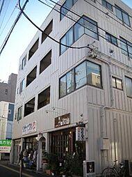 神奈川県川崎市高津区溝口3丁目の賃貸マンションの外観