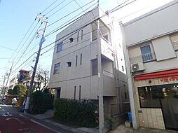 CASA RIBERENA[3階]の外観
