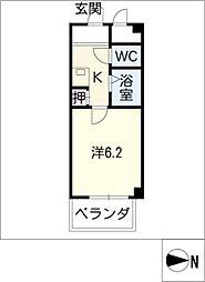 いのうビル[3階]の間取り
