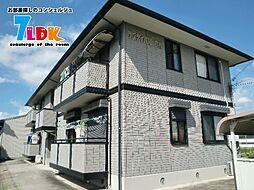 奈良県橿原市大垣町の賃貸アパートの外観