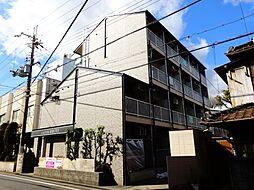 大阪府河内長野市菊水町の賃貸マンションの外観
