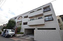 愛知県名古屋市千種区日岡町3丁目の賃貸マンションの外観