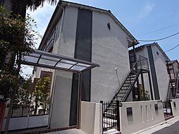 プラナスコートA棟[1階]の外観