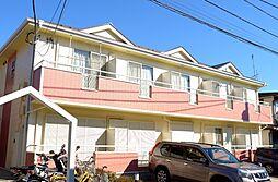 東京都町田市南成瀬6の賃貸アパートの外観