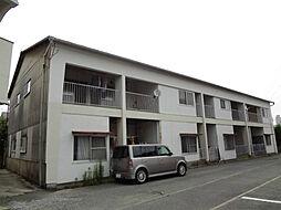 ひばり荘[8号室]の外観