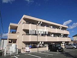 シャトー飯田1号・2号[3階]の外観
