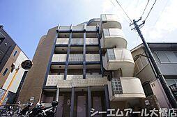 フォルム福大西[4階]の外観