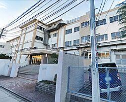 港北中学校 720m