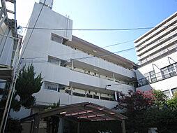 大阪府大阪市旭区高殿7丁目の賃貸アパートの外観