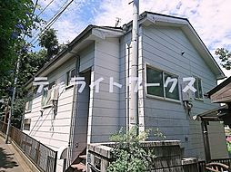 ハイツ蘭亭[2階]の外観