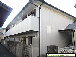 田中マンションA棟[2階]の外観