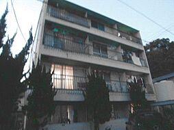 コーポあざみの[4階]の外観