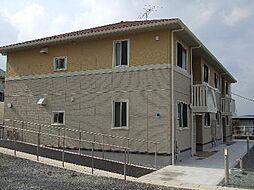 ベルヴィル カメリア[1階]の外観