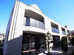 Dimoa court(ディモアコート)[1階]の外観