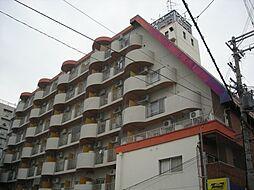 ハイツ富士[4階]の外観