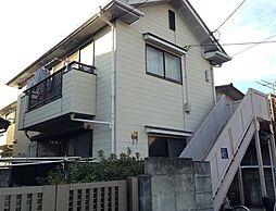 埼玉県さいたま市大宮区浅間町の賃貸アパートの外観