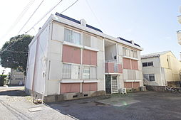 サンシティー赤坂 B棟[101号室]の外観