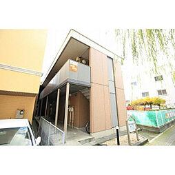 新潟県新潟市中央区東中通1番町の賃貸アパートの外観