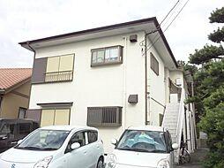 鈴木アパート(八幡野)[201号室]の外観
