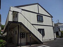 ハイツカジヤマ[2階]の外観