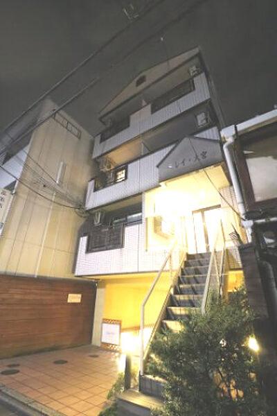 ミレイ大宮 4階の賃貸【京都府 / 京都市上京区】