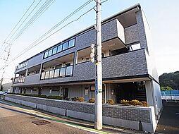千葉県柏市あけぼの5の賃貸マンションの外観
