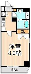 ラヴィーナ北上野[8階]の間取り