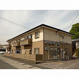 岡山県倉敷市児島下の町6丁目の賃貸アパートの外観