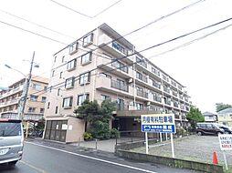 千葉県松戸市栄町6丁目の賃貸マンションの外観