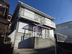 [テラスハウス] 神奈川県横浜市旭区中尾1丁目 の賃貸【/】の外観
