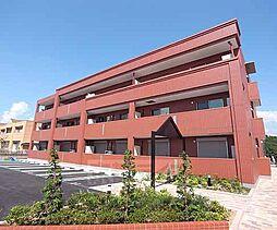 京都府木津川市梅美台の賃貸マンションの外観