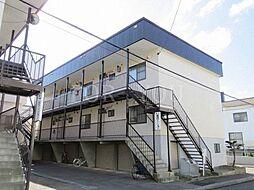 第二鷲田マンション[102号室]の外観
