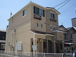 愛知県名古屋市北区楠5の賃貸アパートの外観