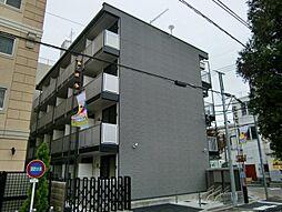 東京都国立市富士見台1丁目の賃貸マンションの外観
