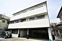コーポラスミハラII[3階]の外観