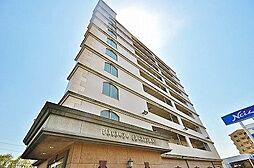 福岡県北九州市若松区東二島2丁目の賃貸マンションの外観